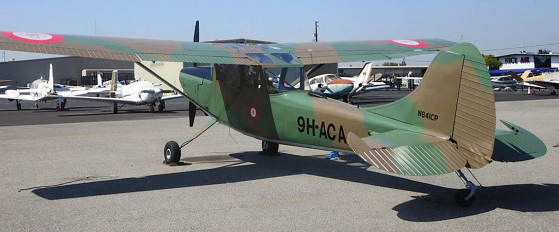 L-19-Bird-Dog-N841CP